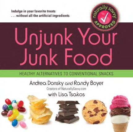 Unjunk Your Junk Food With This Book (We're Giving It Away!)