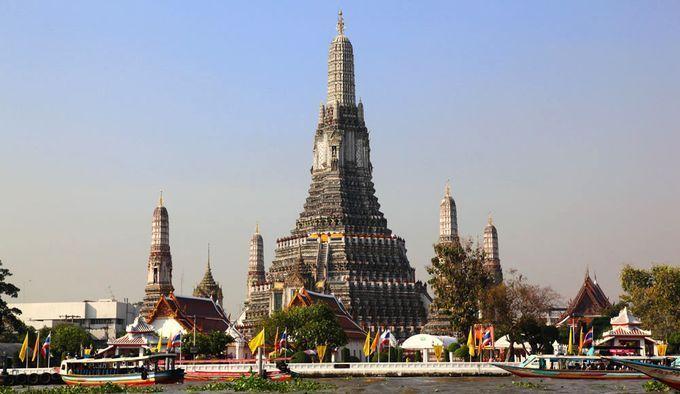 おすすめスポット満載!微笑みの国の首都,バンコクを楽しみ尽くす観光15選