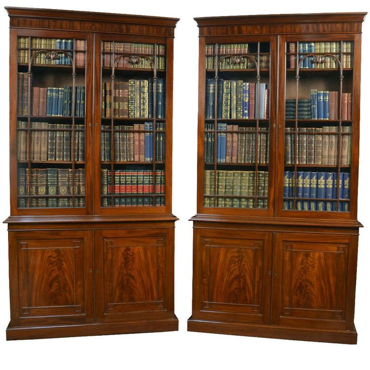 Mahogany Home Library Office: Best 25+ Mahogany Bookcase Ideas On Pinterest