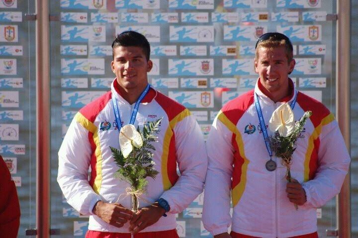 Medalla de bronce Campeonato Europeo 2012. Portugual