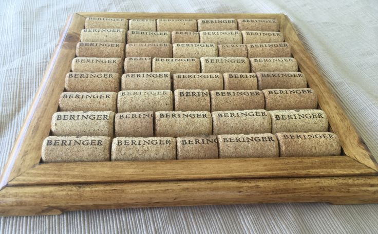 A personal favorite from my Etsy shop https://www.etsy.com/listing/481298591/wine-cork-trivet