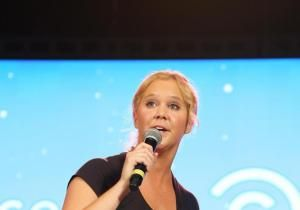Sen. Charles Schumer says cousin Amy Schumer is pulling ahead in name recognition