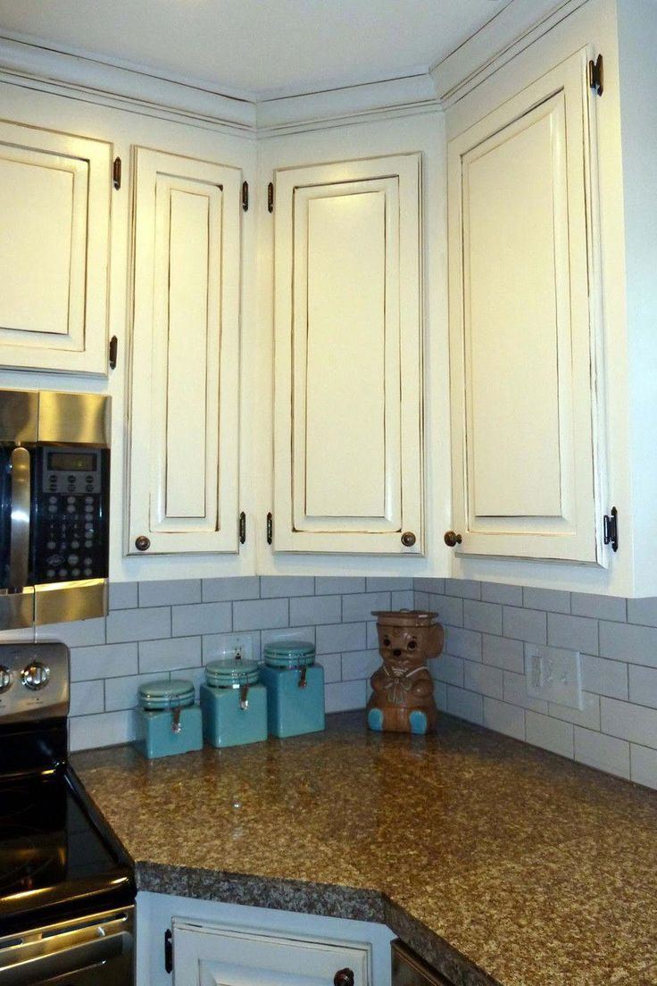 crown Molding at top of cabinets Cheap Remodeling Ideas ...