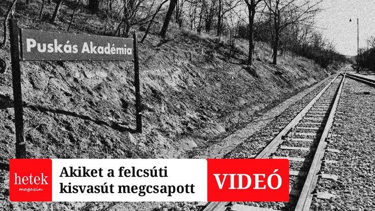 Akiket a felcsúti kisvasút megcsapott - Hetek Magazin