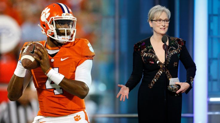 """Clemson beat out Alabama in the college national football championship Monday night by a score of 35-31. The Clemson Tigers quarterback, Deshaun Watson, threw a last-minute touchdown, and the player took his nail-biting victory with grace and humility. """"It's what God wanted,"""" Watson told ESPN following the game. """"He picked us for a reason. Now, I talked to one of my coaches, and he said, 'This is unbelievable, and it's going to end the right way. Just keep believing in God and just believe…"""