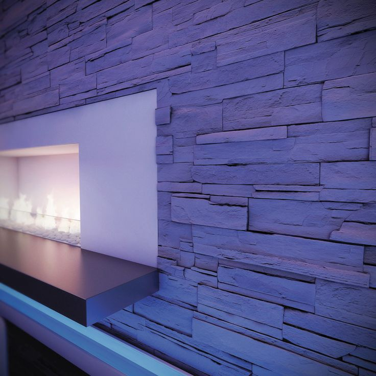 Verkleiden Sie Ihre Wände mit Kunststein Wandverkleidungen, die in sieben verschiedenen Motiven verfügbar sind. Geniessen Sie Kunststeinwände.