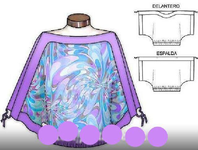 Простые идеи летней одежды -- это не только легко сшить, но и легко носить!