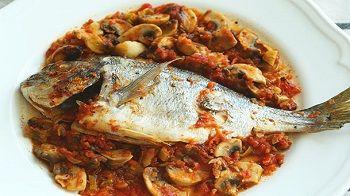 Çipuranın en lezzetli hali MigrosTV mutfağında pişti, mutlaka izleyin: http://www.migrostv.com/firinda-mantar-soslu-cipura/