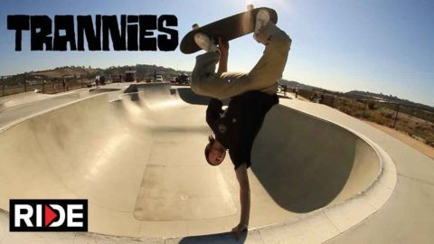 Riley Kozerski – Trannies on RIDE: Within five sessions, Riley Kozerski puts together a full… #Skatevideos #Kozerski #ride #riley #Trannies