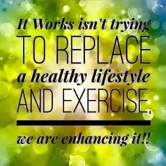 Ever wonder  what you can do that adds to a healthier lifestyle?  ItWorks works from the inside out! I personally LOVE that the Greens boost my energy, while packing in 8 servings of fruits and veggies, and a probiotic!!! Also, for sugar cravings, Greens Chews deliver that same 8 servings of fruits and veggies with a pr0biotic.