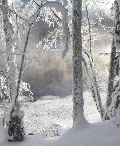Winter Lake, Finland