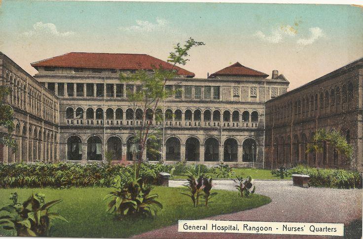General Hospital Nurse's Quarters Ahuja 310