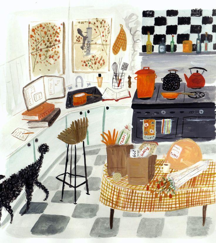 jessie hartland | Real Simple magazine
