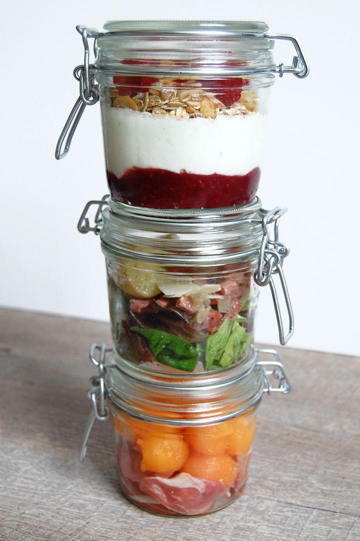 """Blog Cuisine & DIY Bordeaux - Bonjour Darling - Anne-Laure: Battle Food #9 : Pique-Nique """"in a jar"""""""