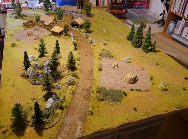 Flexible Gaming Mat Wargaming Diy Terrain Boards Pinterest Gaming Paint Pots And Tutorials