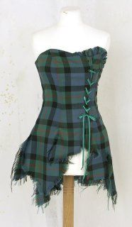 Scottish corset. Sigh.