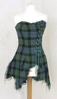 Scottish corset. Sigh.