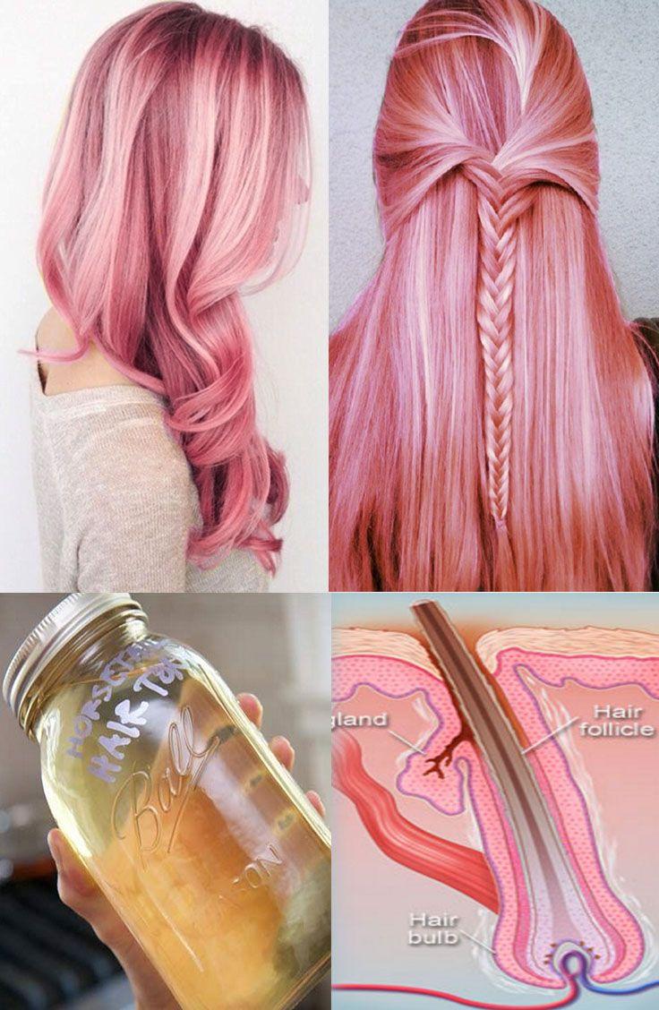 Grow long and beautiful hair, here's how.