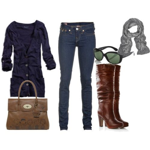 fall fall fallUgg Boots, Skinny Jeans, Casual Fall, Fall Looks, Fall Outfits, Fall Boots, Fall Fashion, Brown Boots, Fall Fall