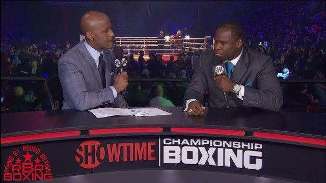 Adonis Stevenson tells Showtime's Brian Custer that based off his face-to-face encounter with Sergey Kovalev earlier tonight, he knows Kovalev is scared. If this fight goes down in June of 2016, who wins? ============================== #Boxing #Boxeo #RoundByRoundBoxing #RBRBoxing #ShowtimeBoxing #ShoSports #LightHeavyweight #Unification #Superman #Krusher #HBOBoxing #StevensonKovalev #KovalevStevenson @adonissuperman @sergeykovalev_officialpage @main_events