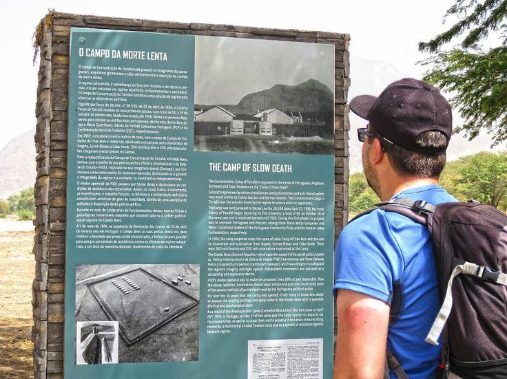 O Campo de Concentração do Tarrafal, ou o que dele resta, agora como Museu da Resistência, é uma visita obrigatória para todos os portugueses.