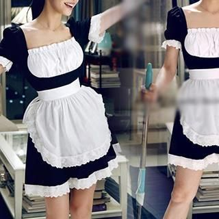Maid Cosplay Costume from #YesStyle <3 Kawaii Store YesStyle.com
