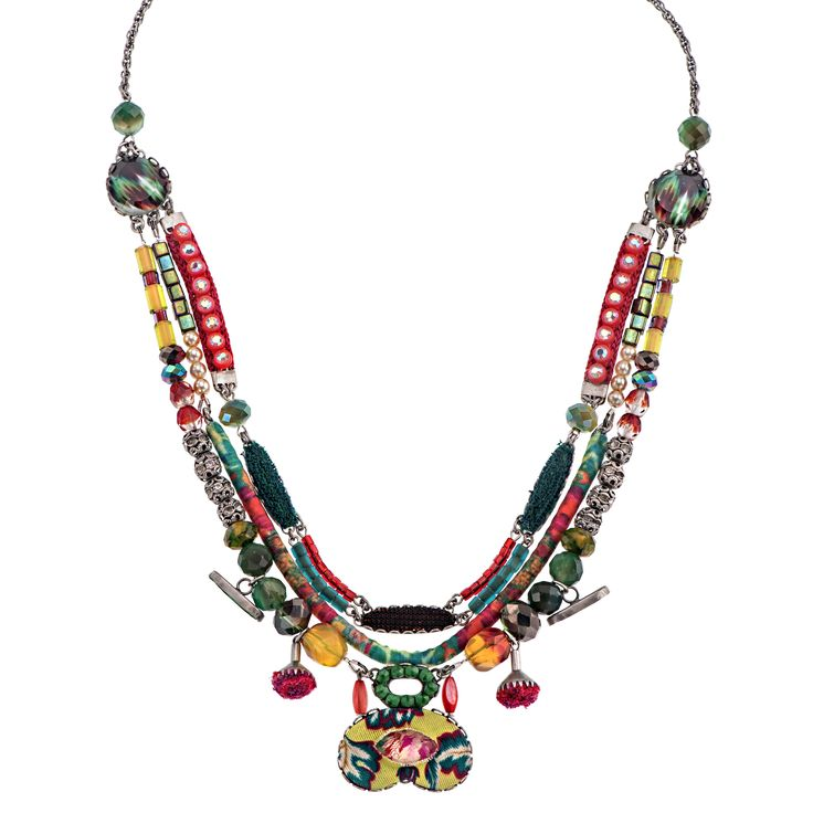 Multi Coast Harmony Necklace | Ayala Bar Hip Collection – Winter 2015/16