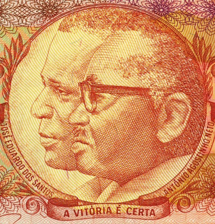 The kwanza:  the official #currency of Angola.