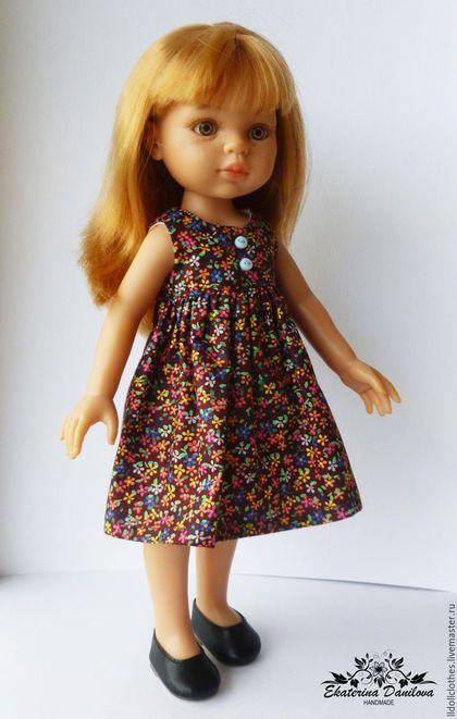Одежда для кукол ручной работы. Заказать Осенний комплект для куклы Paola Reina…