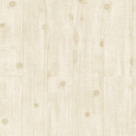 Blue Mountain Wood Panel Texture Wallcovering, White Birch