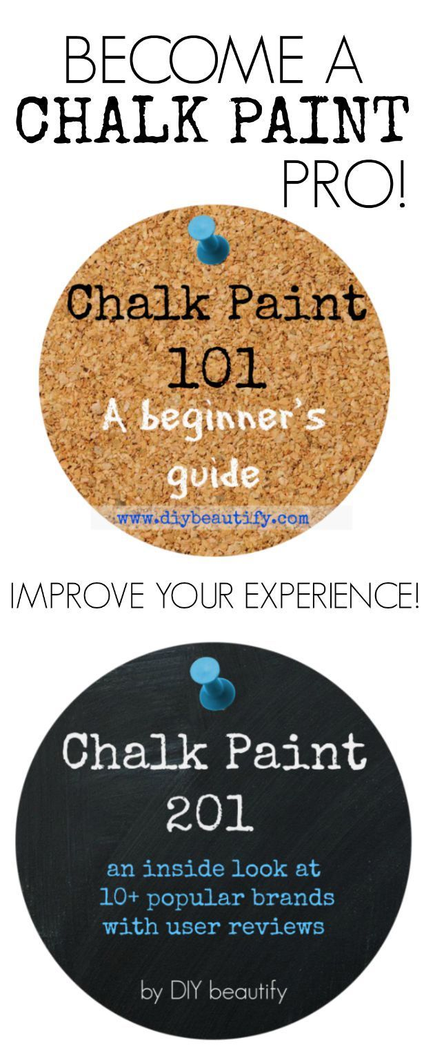 Everything you wanted to know about Chalk Paint! Be an informer consumer...get the tips at DIY beautify