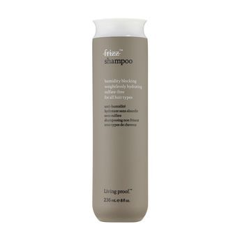 Living Proof No Frizz Shampoo - Removes any trace of dirt or oil without stripping the hair, leaving it cleansed, hydrated and free from frizz.