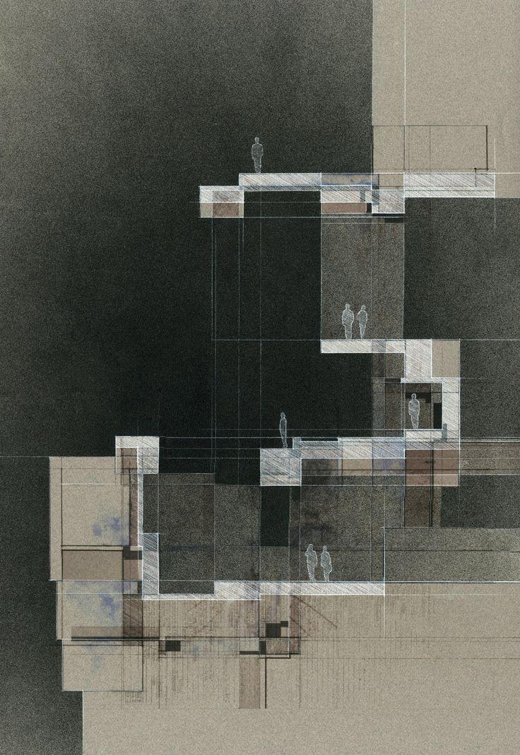 UF D3, Conceptual Section John Fechtel 2012 johnfechtel