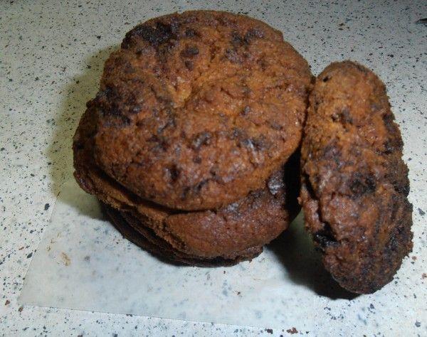 Cookies με φιστικοβούτυρο και μερέντα #sintagespareas