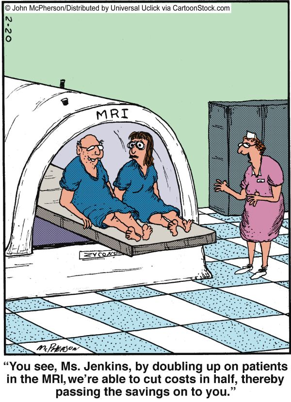 radiology humor