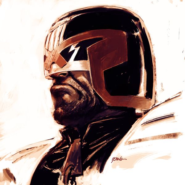 "bear1na: ""steveepting: "" Judge Dredd "" """