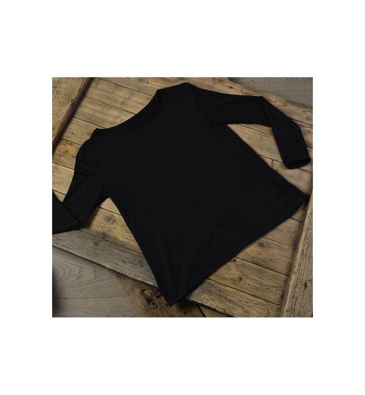 Top en jersey, une maille d'une grande qualité, très confortable et douce en lin biologique. Collection CONOUCO 2016
