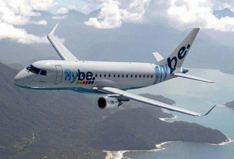 FlyBe E-170..
