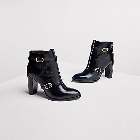 Tommy Hilfiger women's boot. These boots are a part of an exclusive capsule…