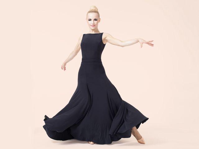 Aura #Ballroom #Dress