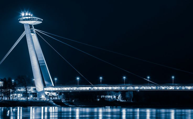 The UFO Bridge by Lukas Pariza