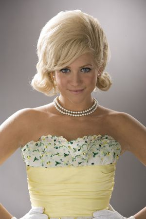 Amber Von Tussle - Hairspray. I loved her in he movie. Just her style and sass, and she's so pretty