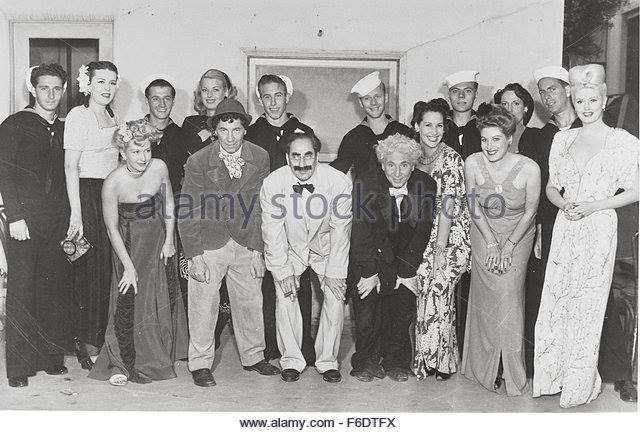 a Night in Casablanca Cast