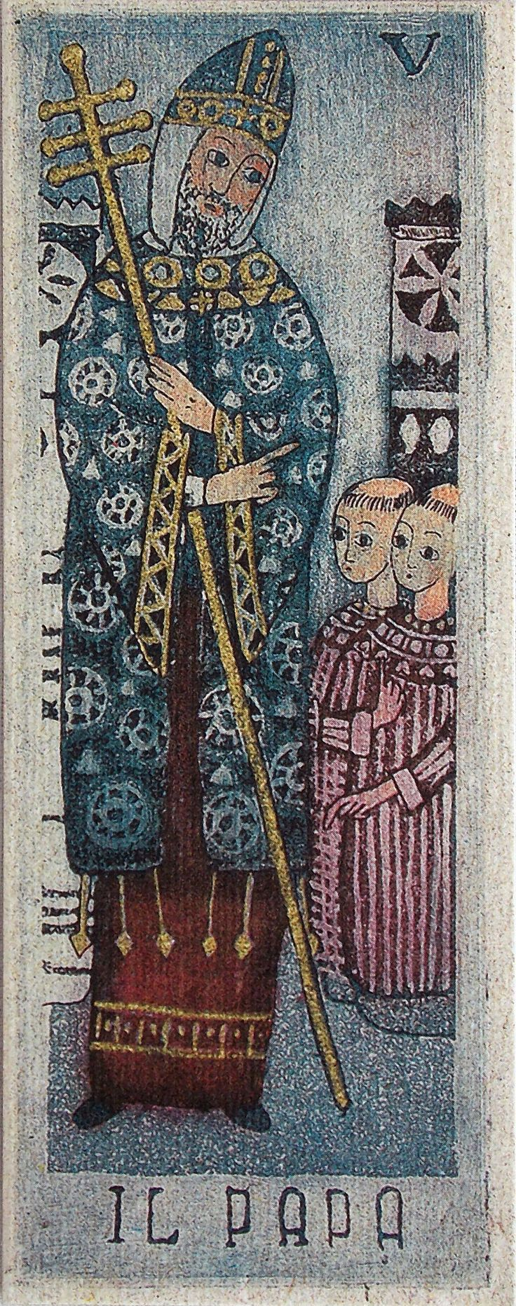 La corte dei Tarocchi /The Court of Tarot/ Printed by : Il Meneghello 1999 Limited Edition – 1100 decks. According to Osvaldo, the originals were engraved on zinc with a water dye technique and then retouched by hand.