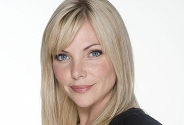 Ronnie Mitchell played by Samantha Womack.