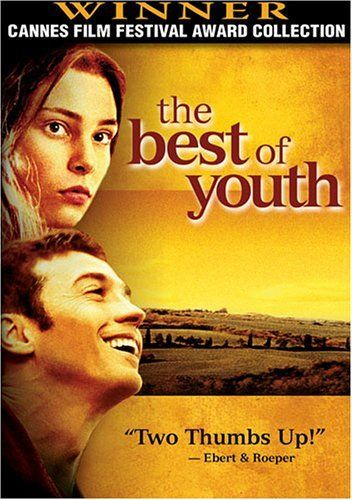 Directed by Marco Tullio Giordana.  With Luigi Lo Cascio, Alessio Boni, Jasmine Trinca, Sonia Bergamasco. An Italian epic that follows the lives of two brothers, from the 1960s to the 2000s.