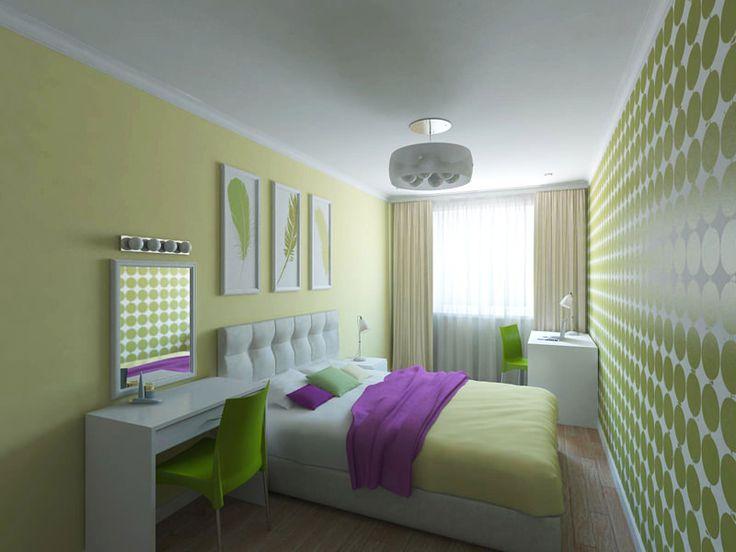 дизайн спальни кровать у окна хрущевка: 21 тыс изображений найдено в Яндекс.Картинках