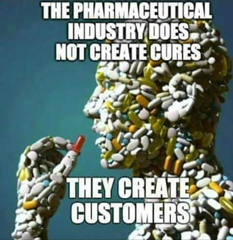 Big pharma vs. natural, God-given remedies FOR EVERYTHING