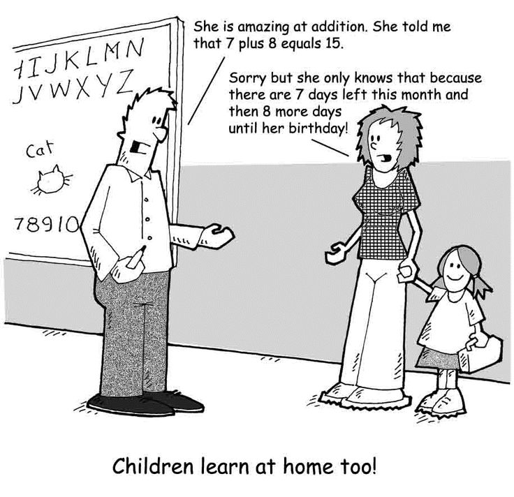 Cartoon from Dr Sarah Farquhar's Best Evidence Synthesis on Effective Teaching