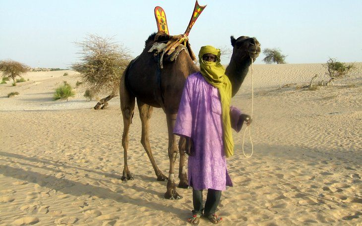 Tuareg-Timbuktu